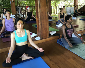 Yoga TTC In Thailand